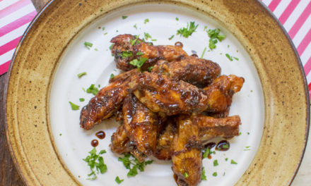 AIP Molasses BBQ Wings – POTG Test Kitchen
