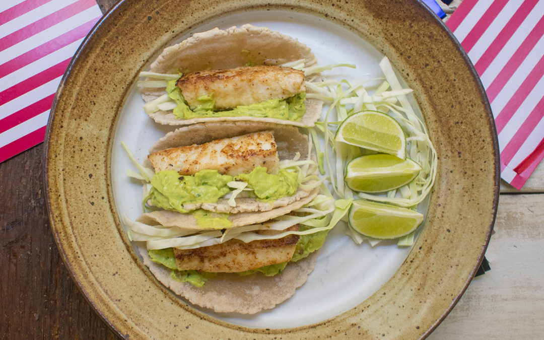 AIP Fish Tacos with Avocado Crema – POTG Test Kitchen