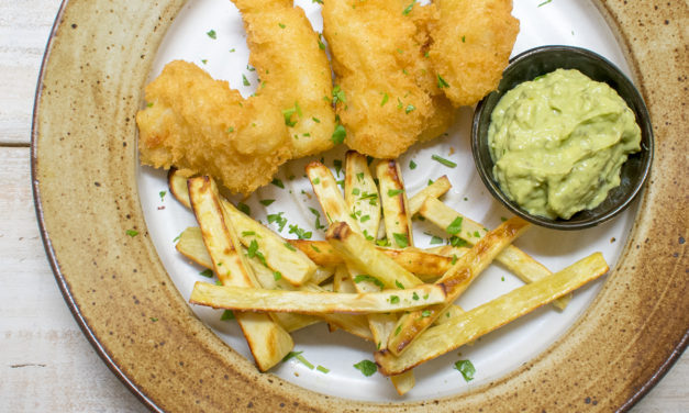 AIP Fish and Chips – POTG Test Kitchen