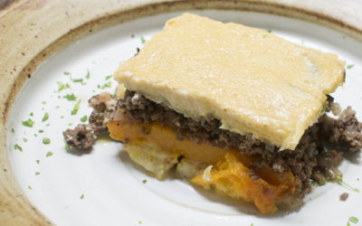 AIP Greek Moussaka – POTG Test Kitchen