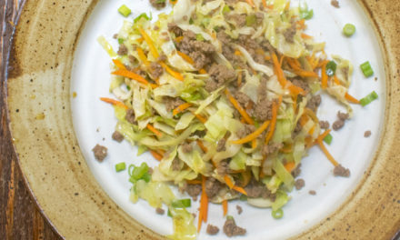 AIP Asian Beef & Vegetable Stir Fry – POTG Test Kitchen