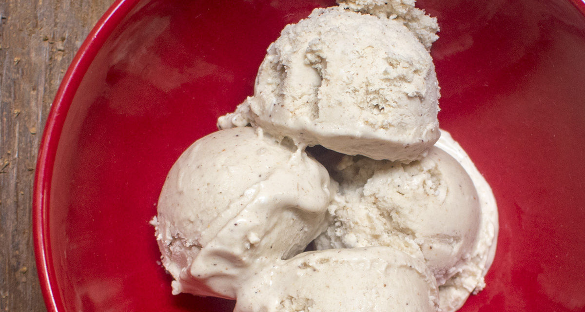 Savory Vanilla Chai Spice Ice Cream (AIP) – POTG Test Kitchen