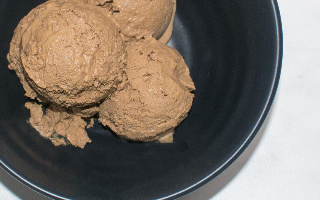 "Mexican ""Chocolate"" Ice Cream (AIP)- POTG Test Kitchen"