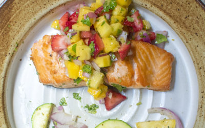 Seven Quick and Easy AIP Salmon Recipes – POTG Test Kitchen