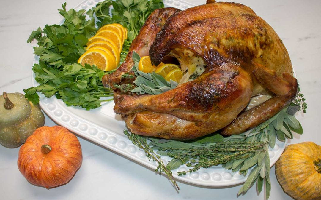 Herb Brined Turkey with Citrus Glaze (AIP) – POTG Test Kitchen