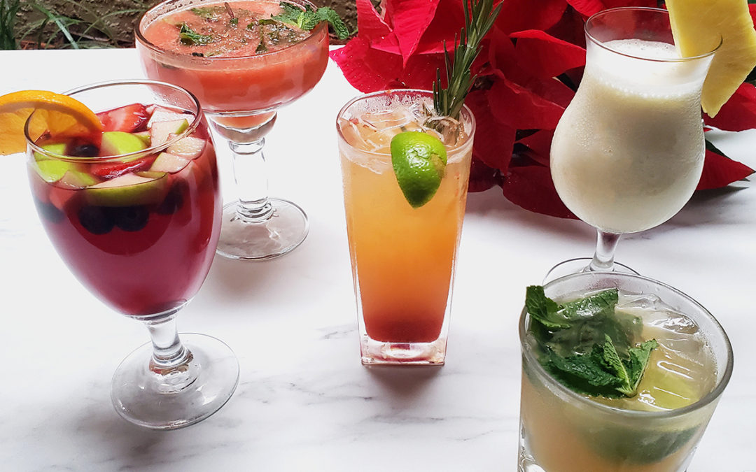 5 Easy AIP Mocktails for your Holiday Celebrations