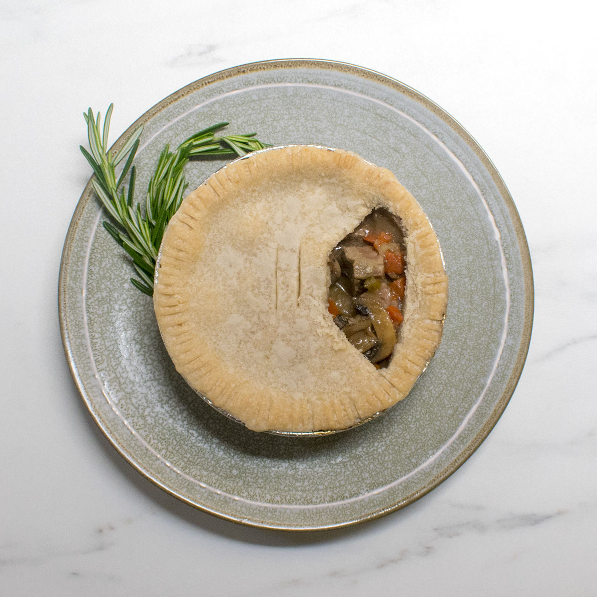 Homemade Beef Pot Pie (AIP)
