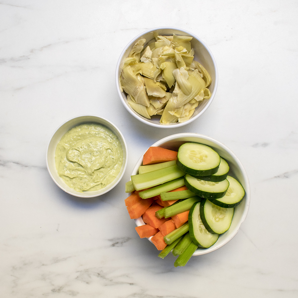 Lemon Dill Avocado Sauce