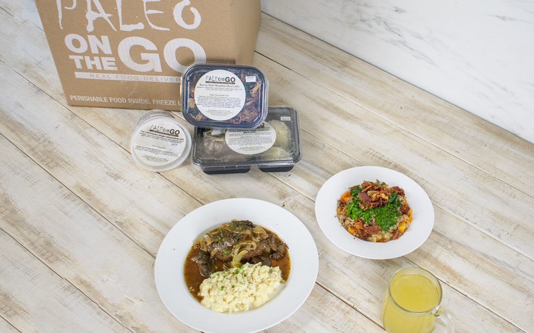 Paleo on the Go now has Whole30 Approved® AIP Options