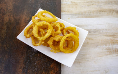 AIP Onion Rings for National Onion Ring Day