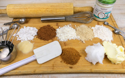 Which Flour to Choose for AIP Baking?