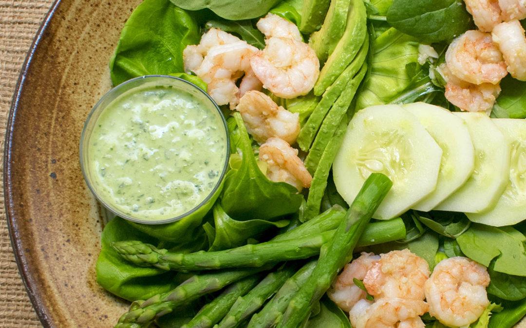 Green Goddess Salad (AIP)