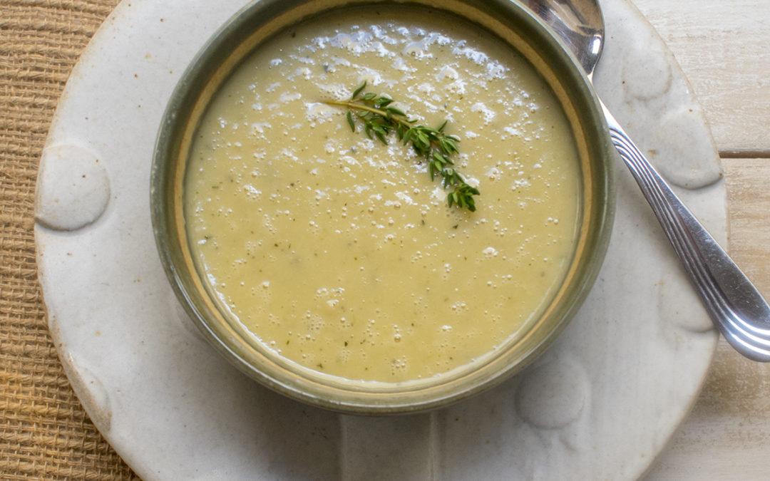 Creamy Garlic Bisque (AIP) – POTG Test Kitchen