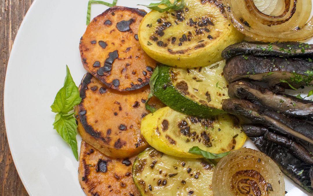 Delicious Paleo/AIP/Keto Grilled Vegetables – POTG Test Kitchen