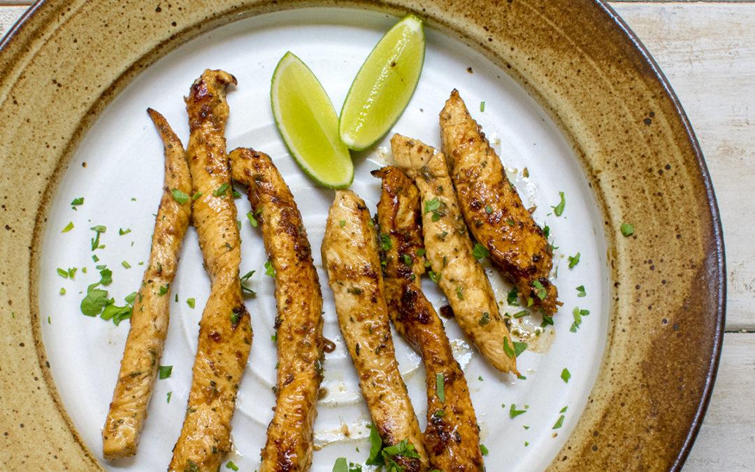 AIP Jerk Chicken Fingers – POTG Test Kitchen
