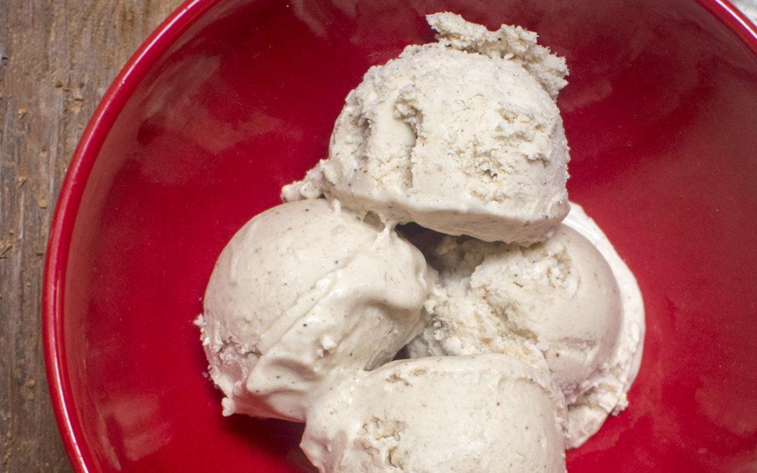 Savory Vanilla Chai Spice Ice Cream (AIP) – POTG Test Kitchen